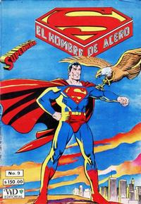 Cover Thumbnail for Supermn (Grupo Editorial Vid, 1986 series) #9