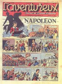 Cover Thumbnail for L' Aventureux (Editions Mondiales, 1936 series) #25/1941