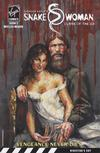 Cover for Snake Woman: Curse of the 68 (Virgin, 2008 series) #2