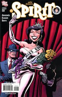 Cover Thumbnail for The Spirit (DC, 2007 series) #15