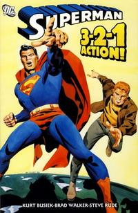 Cover Thumbnail for Superman: 3-2-1 Action! (DC, 2008 series)
