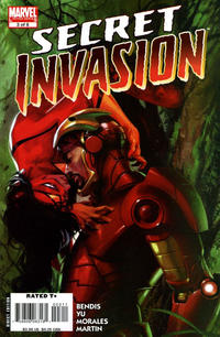 Cover Thumbnail for Secret Invasion (Marvel, 2008 series) #3