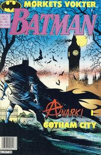 Cover Thumbnail for Batman (Semic, 1989 series) #3/1991