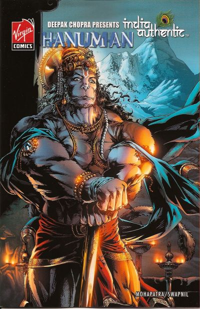 Cover for India Authentic (Virgin, 2007 series) #11