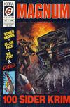 Cover for Magnum (Gevion, 1986 series) #4/1986