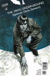 Cover for The Vinyl Underground (DC, 2007 series) #4