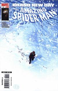 Cover for The Amazing Spider-Man (Marvel, 1999 series) #556