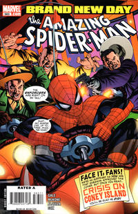 Cover Thumbnail for The Amazing Spider-Man (Marvel, 1999 series) #563