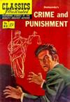 Cover for Classics Illustrated (Gilberton, 1947 series) #89 [O] - Crime and Punishment