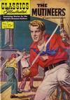 Cover for Classics Illustrated (Gilberton, 1947 series) #122 [O] - The Mutineers