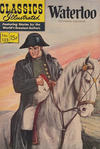 Cover for Classics Illustrated (Gilberton, 1947 series) #135 [O] - Waterloo
