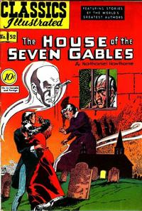 Cover Thumbnail for Classics Illustrated (Gilberton, 1947 series) #52 [O] - The House of the Seven Gables