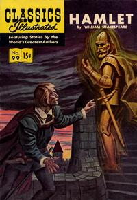 Cover Thumbnail for Classics Illustrated (Gilberton, 1947 series) #99 [O] - Hamlet