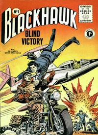 Cover Thumbnail for Blackhawk (Thorpe & Porter, 1956 series) #1
