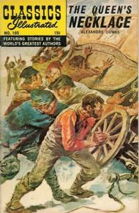 Cover Thumbnail for Classics Illustrated (Gilberton, 1947 series) #165 [O] - The Queen's Necklace