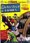 Cover for Detective Comics (DC, 1937 series) #154