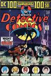 Cover for Detective Comics (DC, 1937 series) #439