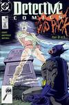 Cover for Detective Comics (DC, 1937 series) #606 [Direct]