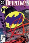 Cover Thumbnail for Detective Comics (1937 series) #608 [Direct]
