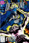Cover for Detective Comics (DC, 1937 series) #645