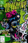 Cover for Detective Comics (DC, 1937 series) #646