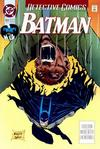Cover for Detective Comics (DC, 1937 series) #658