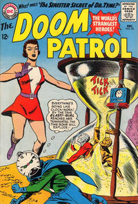 Cover Thumbnail for The Doom Patrol (DC, 1964 series) #92