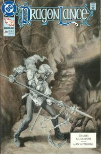 Cover Thumbnail for Dragonlance (DC, 1988 series) #29