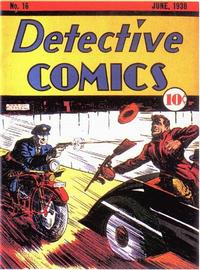Cover Thumbnail for Detective Comics (DC, 1937 series) #16