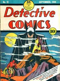 Cover Thumbnail for Detective Comics (DC, 1937 series) #31