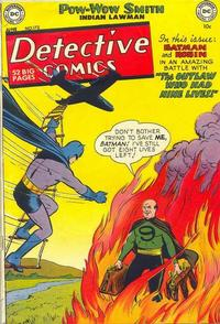 Cover Thumbnail for Detective Comics (DC, 1937 series) #172