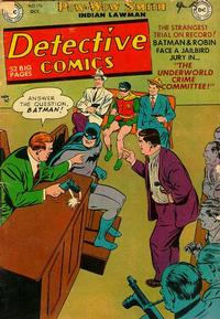 Cover Thumbnail for Detective Comics (DC, 1937 series) #176