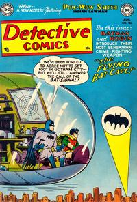 Cover Thumbnail for Detective Comics (DC, 1937 series) #186