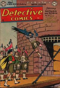 Cover Thumbnail for Detective Comics (DC, 1937 series) #198