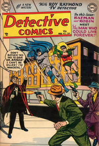 Cover Thumbnail for Detective Comics (DC, 1937 series) #204