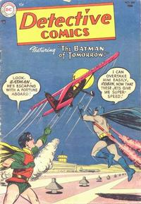 Cover Thumbnail for Detective Comics (DC, 1937 series) #216