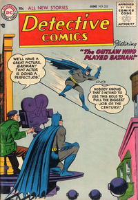 Cover Thumbnail for Detective Comics (DC, 1937 series) #232