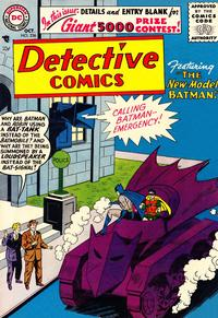 Cover Thumbnail for Detective Comics (DC, 1937 series) #236
