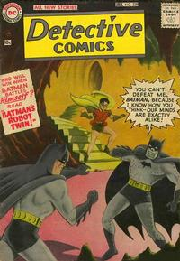 Cover Thumbnail for Detective Comics (DC, 1937 series) #239