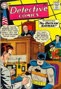 Cover Thumbnail for Detective Comics (DC, 1937 series) #240