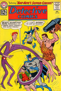 Cover Thumbnail for Detective Comics (DC, 1937 series) #310