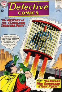 Cover Thumbnail for Detective Comics (DC, 1937 series) #313