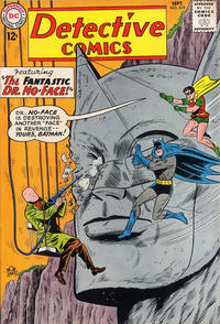 Cover Thumbnail for Detective Comics (DC, 1937 series) #319