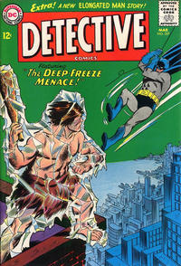 Cover Thumbnail for Detective Comics (DC, 1937 series) #337