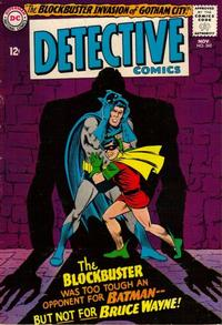 Cover Thumbnail for Detective Comics (DC, 1937 series) #345