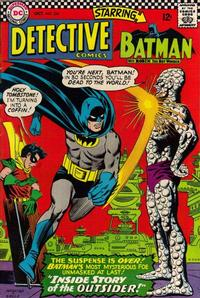 Cover Thumbnail for Detective Comics (DC, 1937 series) #356