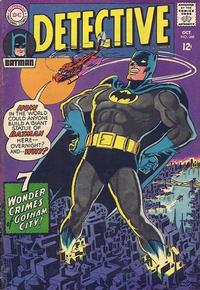 Cover Thumbnail for Detective Comics (DC, 1937 series) #368