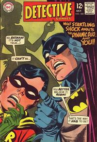 Cover Thumbnail for Detective Comics (DC, 1937 series) #380