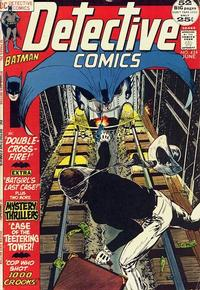 Cover Thumbnail for Detective Comics (DC, 1937 series) #424