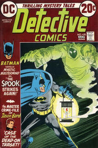 Cover Thumbnail for Detective Comics (DC, 1937 series) #435